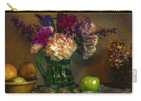 From The Garden To The Table Carry-all Pouch
