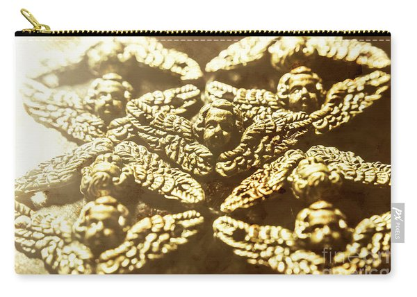 From The Golden Age Carry-all Pouch