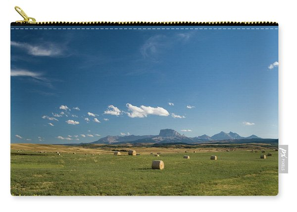From The Prairie To The Rockies Carry-all Pouch