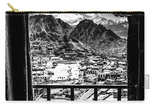 From Up On High In Leh, Northern India Carry-all Pouch