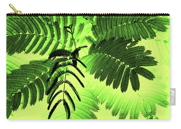 Fronds Carry-all Pouch