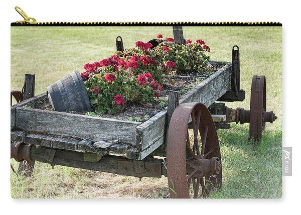 Front Yard Decor Carry-all Pouch