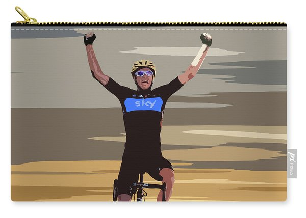 Froome Digital Art Carry-all Pouch