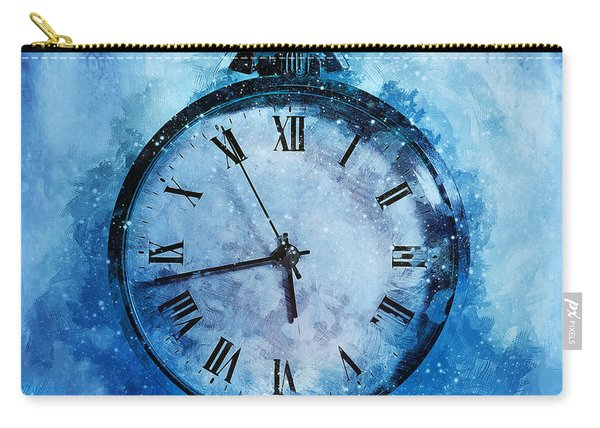 Frozen In Time Carry-all Pouch