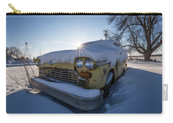 Frozen Taxi Carry-all Pouch