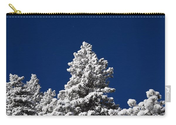 Frozen Tranquility Ute Pass Cos Co Carry-all Pouch