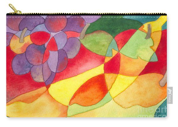 Fruit Montage Carry-all Pouch