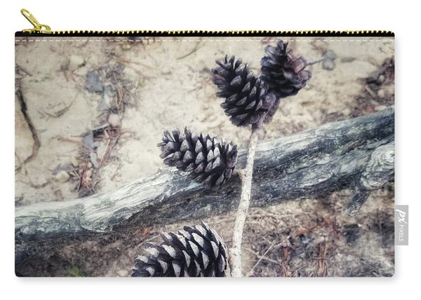 Fruit Of The Pine Carry-all Pouch