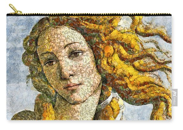 Fruity Venus I Am So Sorry Mr Boticelli Carry-all Pouch