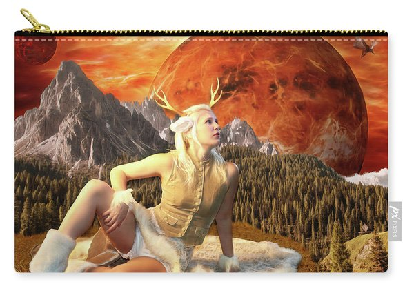 Fuan At Dawn Carry-all Pouch