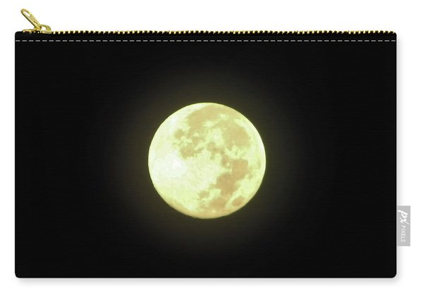 Full Moon August 2014 Carry-all Pouch