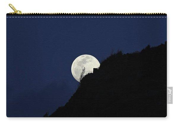 Full Moon Behind Makapu'u Carry-all Pouch