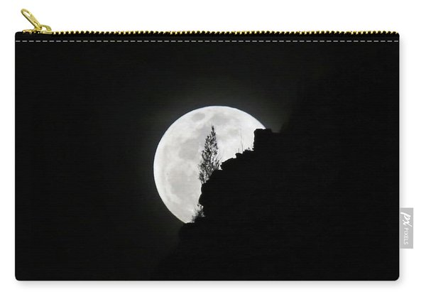 Full Moon Rising Over Makapu'u Carry-all Pouch