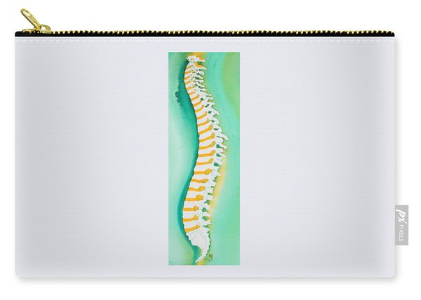 Full Spine Love Carry-all Pouch