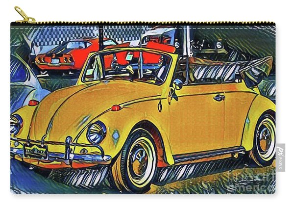 Funky Volky Carry-all Pouch