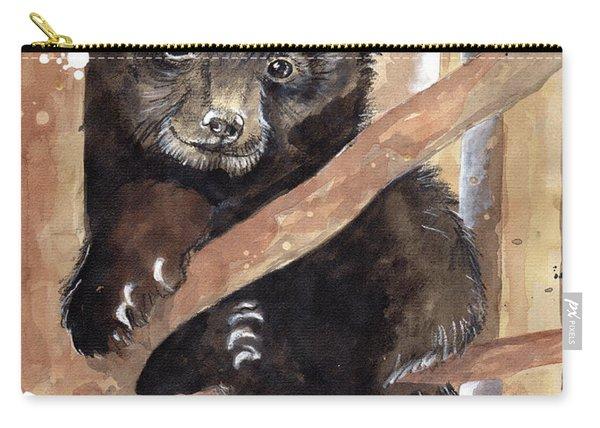 Fuzzy Wuzzy Carry-all Pouch