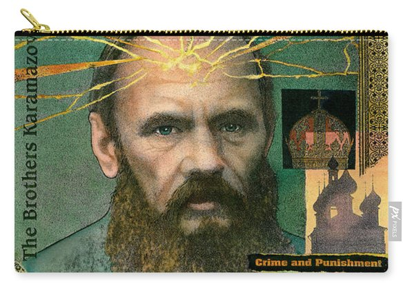 Fyodor Dostoevsky Carry-all Pouch