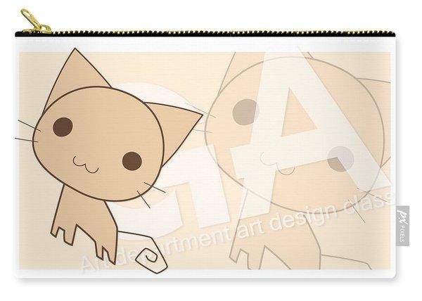Ga Geijutsuka Art Design Class Carry-all Pouch