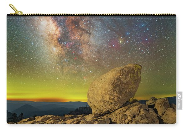 Galactic Erratic Carry-all Pouch