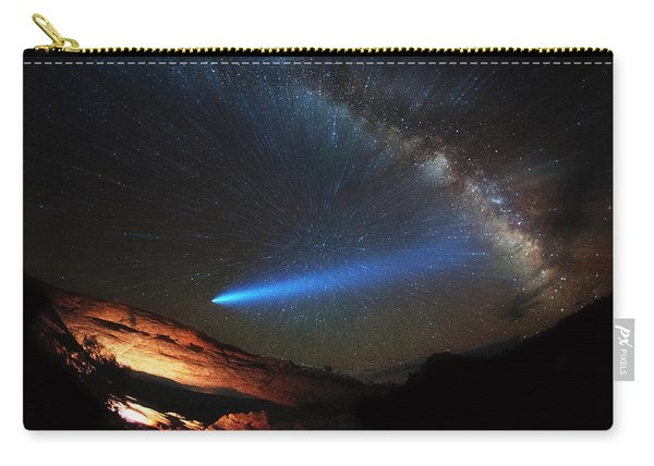 Galactic Traveler Carry-all Pouch