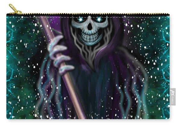 Galaxy Grim Reaper Fantasy Art Carry-all Pouch