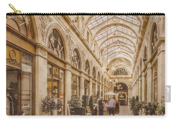 Paris, France - Galerie Vivienne Carry-all Pouch