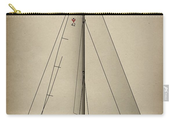 Gallant Sailing Carry-all Pouch