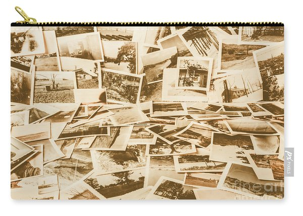 Gallery Of Old Landscape And Antique Places Carry-all Pouch