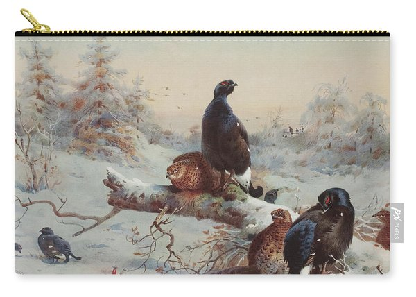 Game Birds  Carry-all Pouch