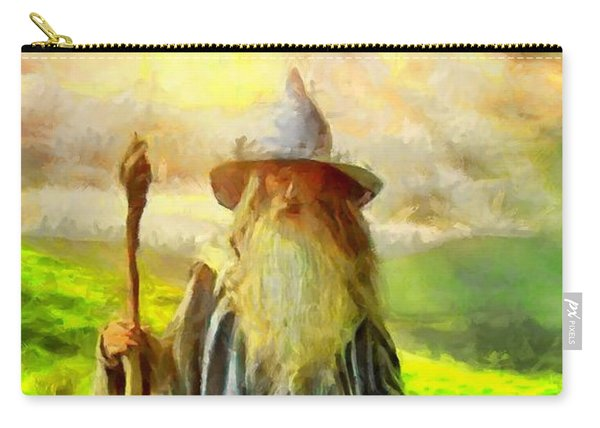 Gandalf, The  Grey Carry-all Pouch