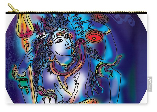 Gangeshvar Shiva Carry-all Pouch