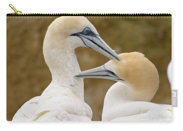 Gannet Pair 1 Carry-all Pouch