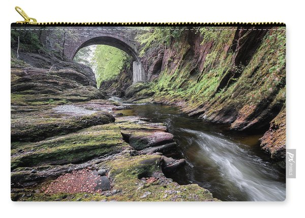 Gannochy Bridge Carry-all Pouch