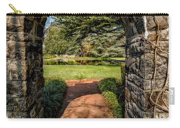 Garden Archway Carry-all Pouch