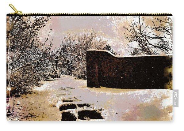 Garden Art Print  Carry-all Pouch