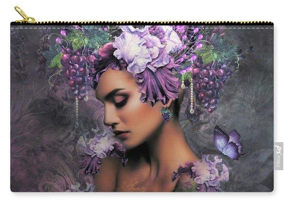Garden Beauty 02 Carry-all Pouch
