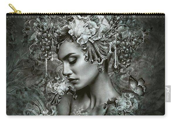 Garden Beauty 03 Carry-all Pouch