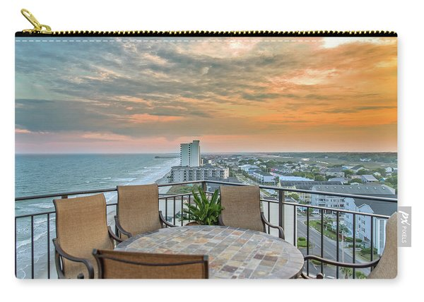 Garden City Beach View Carry-all Pouch