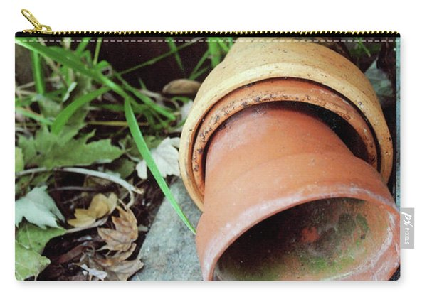 Garden Clay Plant Pots Carry-all Pouch