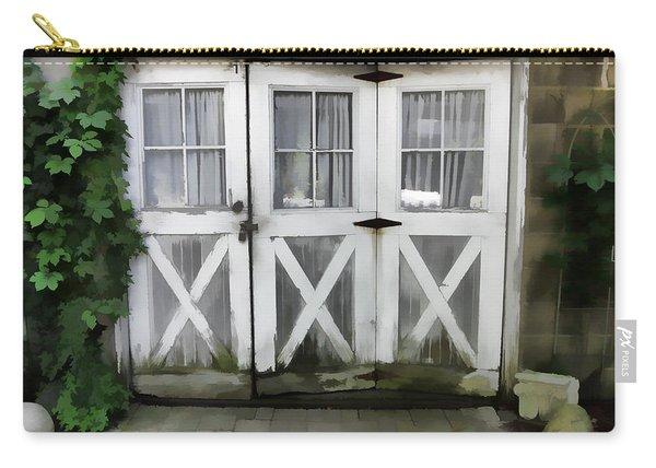 Garden Doors Carry-all Pouch
