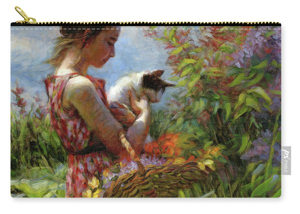 Garden Gatherings Carry-all Pouch