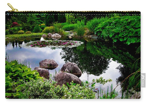 Garden Reflections ... Carry-all Pouch