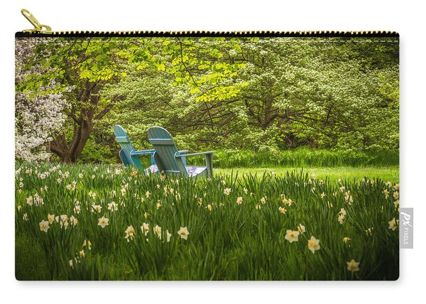 Garden Seats Carry-all Pouch
