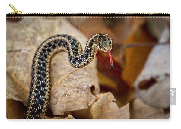 Garden Snake Carry-all Pouch