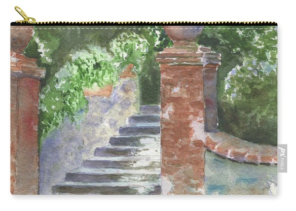 Garden Steps Carry-all Pouch