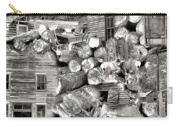 Garnet Montana Carry-all Pouch