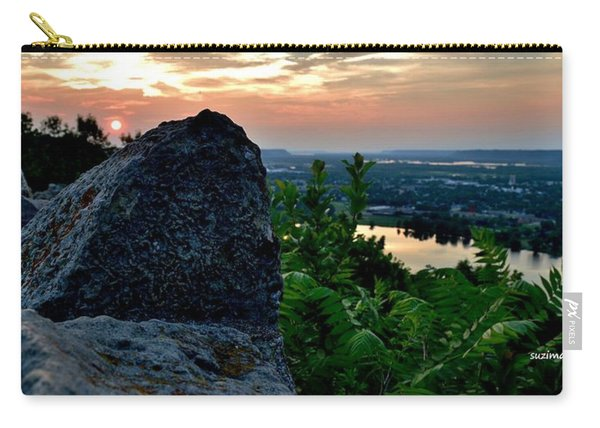 Garvin Heights Sunset Carry-all Pouch