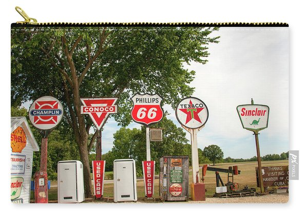 Gas Signage Carry-all Pouch