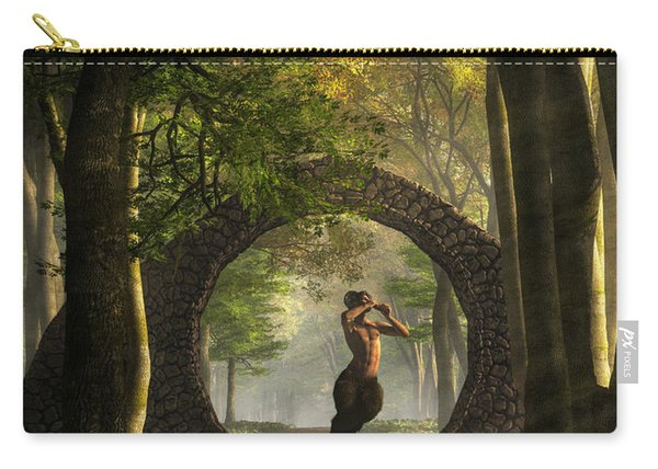 Gate To Pan's Garden Carry-all Pouch