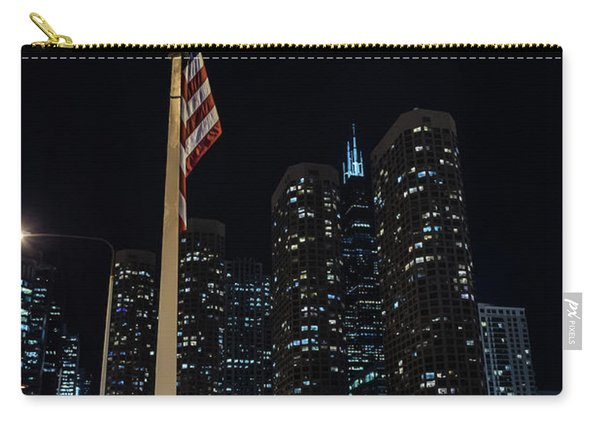 Gate To The West Loop Chicago Carry-all Pouch